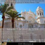 Peregrinación a la Catedral de Cádiz