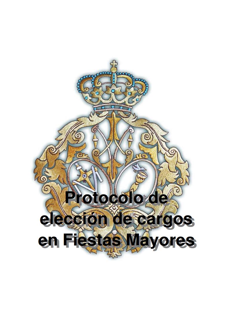 Protocolo de elección de cargos en Fiestas Mayores