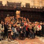Gran jornada de Hermandad en Cádiz
