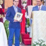 D. Juan Jesús Bernal Casto, compositor de la marcha «María Santísima del Rosario»