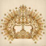 Continúa la ejecución de la nueva corona de María Santísima del Rosario