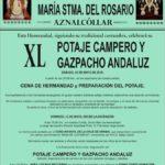 XL Potaje Campero y Gazpacho Andaluz