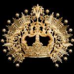 Presentada la nueva corona de María Santísima del Rosario de Aznalcóllar