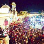 Galería de imágenes de la procesión vespertina de las Fiestas de 2018