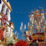 Galería de fotos de la procesión de traslado de las Fiestas de 2018