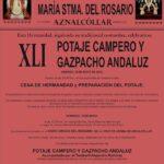 41º Potaje Campero y Gazpacho Andaluz